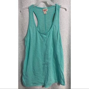 Teal/Seafoam Green Tank Top